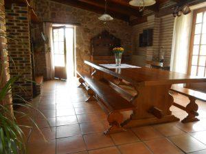 Les Gravets - A notre table