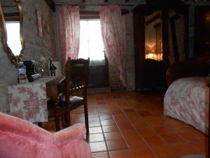 Les Gravets - Chambre Pierre