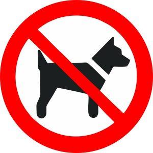 Les Gravets - Interdit chiens