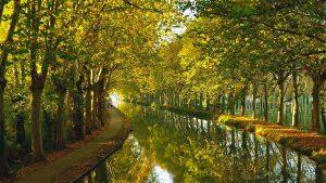 Les Gravets - Accueil canal